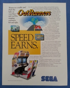Outrunners Flyer